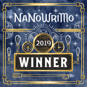 2019 NaNoWriMo Winner Badge